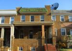 Foreclosed Home in Baltimore 21213 3218 CLIFTMONT AVE - Property ID: 3660517