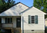 Foreclosed Home in South Chesterfield 23803 3606 DUPUY RD - Property ID: 3787251