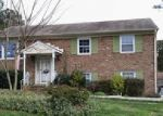 Foreclosed Home in North Chesterfield 23237 8529 PINE GLADE LN - Property ID: 3898673