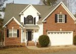 Foreclosed Home in Wake Forest 27587 608 DEACON RIDGE ST - Property ID: 3960666