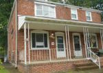 Foreclosed Home in Parkville 21234 8600 OAKLEIGH RD - Property ID: 4006626
