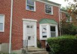 Foreclosed Home in Baltimore 21239 1105 SHERWOOD AVE - Property ID: 4020356