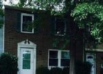 Foreclosed Home in Walkersville 21793 122 SAVANNAH CT - Property ID: 4034382