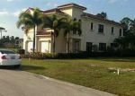 Foreclosed Home in Port Saint Lucie 34952 154 SE STRADA CERVARO - Property ID: 4064931