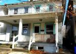 Foreclosed Home in Hanover 17331 544 1/2 S FRANKLIN ST - Property ID: 4085879