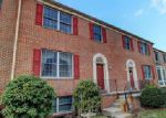 Foreclosed Home in Bel Air 21014 934 BUCKLAND PL - Property ID: 4086011