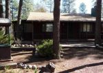 Foreclosed Home in Show Low 85901 4137 S GOLD DUST TRL - Property ID: 4087265
