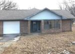 Foreclosed Home in Henryetta 74437 23914 FLAX AVE - Property ID: 4094647