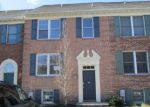 Foreclosed Home in Bel Air 21014 115 OAK MOORE CT # 11 - Property ID: 4117496