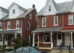 Foreclosed Home in Fleetwood 19522 121 W ARCH ST - Property ID: 4142395