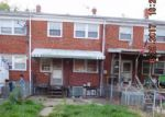 Foreclosed Home in Gwynn Oak 21207 1521 CLAIRIDGE RD - Property ID: 4194889