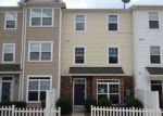 Foreclosed Home in Raleigh 27610 321 GILMAN LN UNIT 109 - Property ID: 4200991