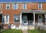 Foreclosed Home in Dundalk 21222 7822 SAINT FABIAN LN - Property ID: 4209291