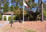Foreclosed Home in Pinehurst 28374 155 LAKE HILLS RD - Property ID: 4220355