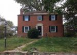 Foreclosed Home in Pikesville 21208 4219 OLD MILFORD MILL RD - Property ID: 4222571