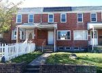 Foreclosed Home in Dundalk 21222 742 ALDWORTH RD - Property ID: 4224318