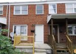 Foreclosed Home in Dundalk 21222 7847 SAINT BONIFACE LN - Property ID: 4226230