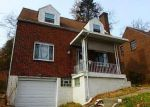 Foreclosed Home in Pittsburgh 15235 142 EVALINE ST - Property ID: 4227695