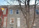 Foreclosed Home in Baltimore 21223 2121 W FAIRMOUNT AVE - Property ID: 4232804