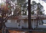 Foreclosed Home in Lakeside 85929 5886 WEBBVILLE RD - Property ID: 4237678