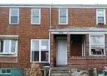 Foreclosed Home in Dundalk 21222 7906 SAINT GREGORY DR - Property ID: 4238455