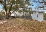 Foreclosed Home in Canyon Lake 78133 141 SUN BEAM - Property ID: 4245031