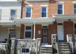 Foreclosed Home in Baltimore 21218 743 BARTLETT AVE - Property ID: 4267638