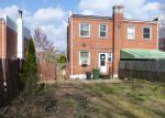 Foreclosed Home in Baltimore 21206 5925 LILLYAN AVE - Property ID: 4267852
