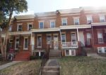 Foreclosed Home in Baltimore 21216 2809 CLIFTON AVE - Property ID: 4268397
