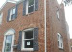 Foreclosed Home in Wilmington 19805 1821 MAPLE ST - Property ID: 4271755