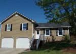 Foreclosed Home in Cartersville 30120 15 BLACK JACK MOUNTAIN CIR SW - Property ID: 70111172