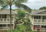 Foreclosed Home in Princeville 96722 4919 PEPELANI LOOP APT 26C - Property ID: 70124055