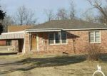 Foreclosed Home in Bristow 74010 619 E 1ST AVE - Property ID: 70125188