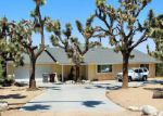 Foreclosed Home in Yucca Valley 92284 56848 IVANHOE DR - Property ID: 6290895