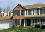 Foreclosed Home in Myersville 21773 2204 CANADA HILL RD - Property ID: 6302261