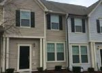 Foreclosed Home in Raleigh 27610 3233 WARM SPRINGS LN - Property ID: 6303948