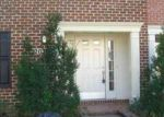 Foreclosed Home in Montgomery Village 20886 20309 TROLLEY CROSSING CT - Property ID: 6310883