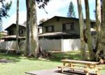 Foreclosed Home in Wahiawa 96786 1600 WILIKINA DR APT C604 - Property ID: 6311393