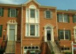Foreclosed Home in Elkridge 21075 5907 MEADOW ROSE - Property ID: 6311453