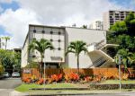 Foreclosed Home in Honolulu 96822 1190 WILDER AVE APT 102 - Property ID: 6313458
