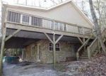 Foreclosed Home in Scaly Mountain 28775 122 GREEN COVE RD - Property ID: 4093957
