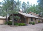 Foreclosed Home in Pinetop 85935 2631 ELK RD - Property ID: 4127427