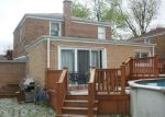 Foreclosed Home in Evergreen Park 60805 10014 S TRUMBULL AVE - Property ID: 4139909