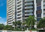Foreclosed Home in North Miami Beach 33160 1000 W ISLAND BLVD APT 909 - Property ID: 4233937