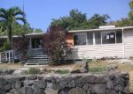 Foreclosed Home in Kailua Kona 96740 76-6176 PLUMERIA RD - Property ID: 4244810