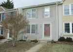 Foreclosed Home in Ellicott City 21043 7906 BRIGHTWIND CT - Property ID: 4245321