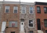 Foreclosed Home in Baltimore 21224 122 N CURLEY ST - Property ID: 4270947