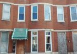 Foreclosed Home in Baltimore 21223 315 N CALHOUN ST - Property ID: 4272337