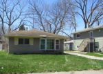 Foreclosed Home in Markham 60428 16360 WOLCOTT AVE - Property ID: 4274652