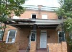 Foreclosed Home in Baltimore 21223 460 S BENTALOU ST - Property ID: 4286252